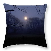 Moonshine Throw Pillow