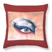Moonstruck T-shirt Throw Pillow
