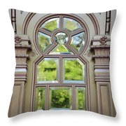 Moorish Light Throw Pillow