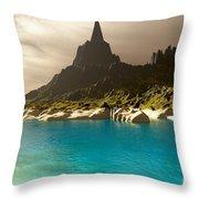 Mora Seascape Throw Pillow