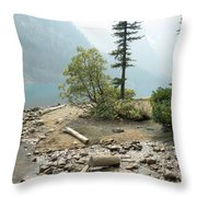 Moraine Shores Throw Pillow