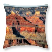 More From The Canyon Throw Pillow
