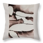 More Than Series No. 1380 Throw Pillow by Ilisa Millermoon