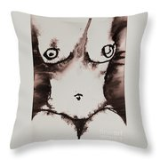 More Than Series No. 1381 Throw Pillow