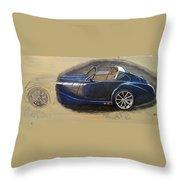 Morgan Aero Throw Pillow