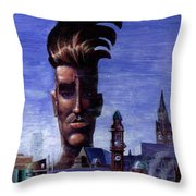 Morissey Throw Pillow
