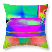 Morning Break Throw Pillow