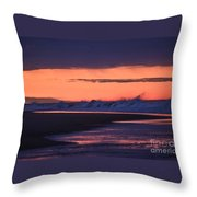 Morning Dream Throw Pillow by Stephanie  Varner