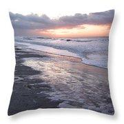 Morning In South Carolina  Throw Pillow