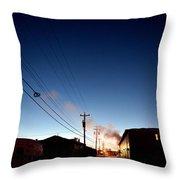 Morning Light 1 Throw Pillow