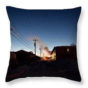 Morning Light 2 Throw Pillow