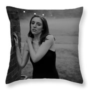 Morning Orchestra Throw Pillow