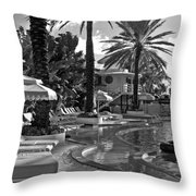 Morning Serenity Throw Pillow
