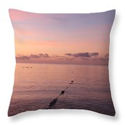 Morning Sunrise 09-02-18 # 3 Throw Pillow