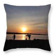 Morning Sunrise 09-02-18 # 9 Throw Pillow