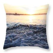 Morning Sunrise 09-02-18 #8 Throw Pillow