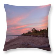 Morning Sunrise 2 Throw Pillow