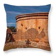 Mortuary Chapel Throw Pillow