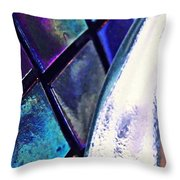 Mosaic 14 Throw Pillow