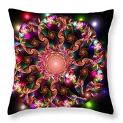 Mosaica  Throw Pillow