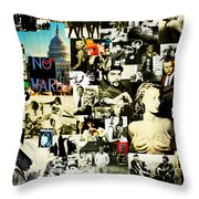 Mosaico N.1 Throw Pillow