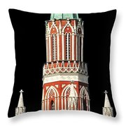Moscow09 Throw Pillow