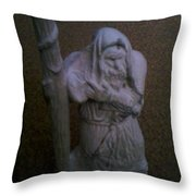Moses Throw Pillow