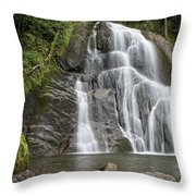Moss Glenn Falls - Granville Throw Pillow