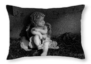 Most Sweet Resting Child Throw Pillow