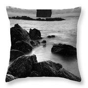 Mosteiros Islets Throw Pillow