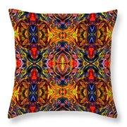 Mostique Tile Throw Pillow