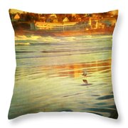 Mostly Maine Xii Throw Pillow