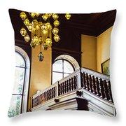 Moszna Interior Throw Pillow