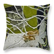 Remembrance I Throw Pillow