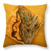 Mother - Tile Throw Pillow