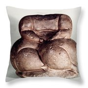 Mother Goddess Throw Pillow