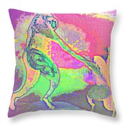 Mother, I Have Missed You Forever  Throw Pillow