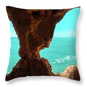 Mother Natures Fantabulous Art Throw Pillow