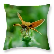 Mothera Throw Pillow