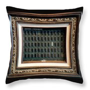 Motherboard Rococco Throw Pillow