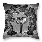 Motherpod And The Sea Throw Pillow