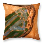 Mothers Arms - Tile Throw Pillow
