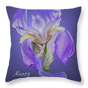 Mothers Day Card 7 Throw Pillow