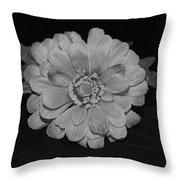 Mothers Day Flower Throw Pillow