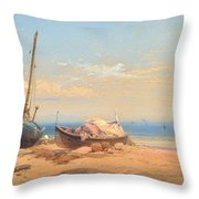 Motif From Italy Throw Pillow