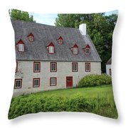 Moulin Throw Pillow