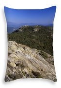 Mount Chocorua - White Mountains New Hampshire Usa Throw Pillow