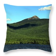 Mount Chocorua Throw Pillow