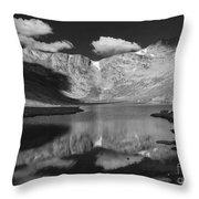 Mount Evans Throw Pillow