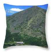 Mount Madison From Mount Adams Throw Pillow